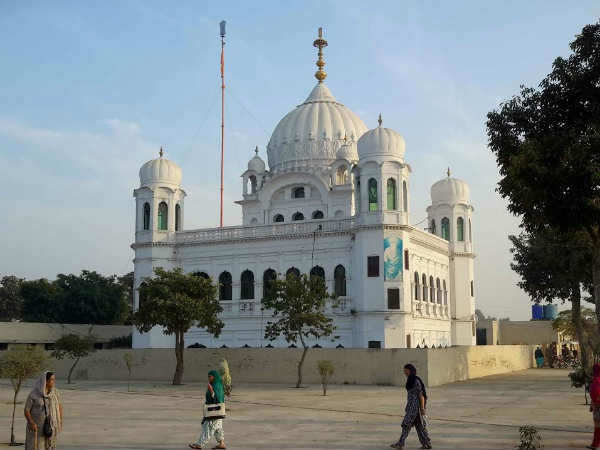 India Is Ready Open Kartarpur Corridor On The Occasion 500th Birth Anniversary Guru Nanak Dev