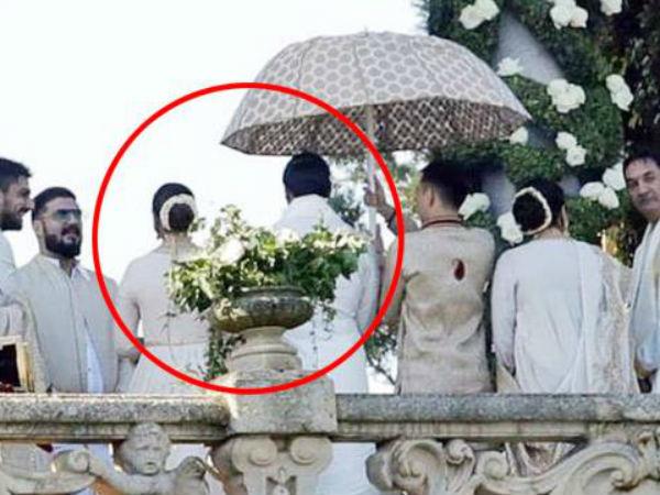 #DeepVeer Wedding: દીપિકા-રણવીરે કર્યા લગ્ન, અહીં જુઓ લગ્નનો પહેલો ફોટો