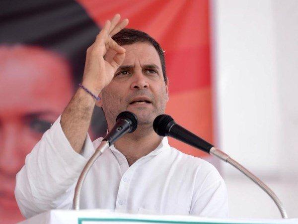 Rahul Gandhi Kanker Chhattisgarh Elections Rally Raman Singh