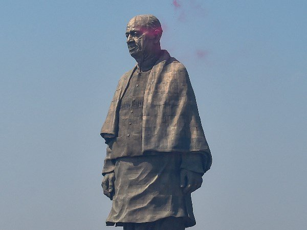 Spelling Mistake The Statue Unity Plaque Government Admits I