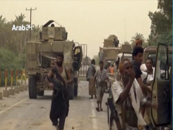 Clash Erupts Between Rebel Government Supporters Yemen S Hodeida
