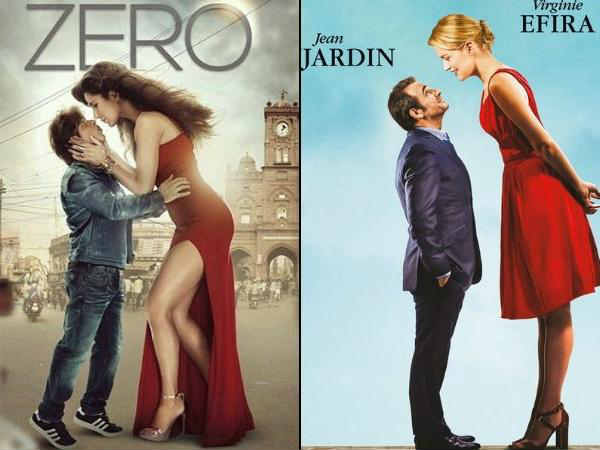 Shahrukh Khan Film Zero Poster Stolen From Movie Named Un Ho