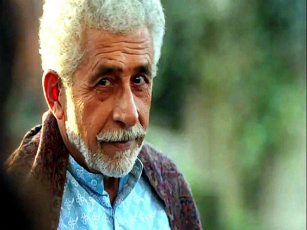Cow S Death Has Become More Significant Than Cop S Life Naseeruddin Shah On Law And Order