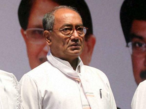 Digvijay Singh Hit Back Bjp Leaders On Telling Hanuman S Caste