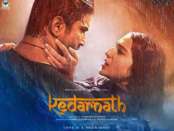 Kedarnath Gujarat Hc Dismisses Pil Seeking Ban On Sushant Singh Rajput Sara Ali Khan Film