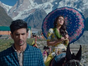 Kedarnath Screening Banned Across Uttarakhand Says State Tourism Minister