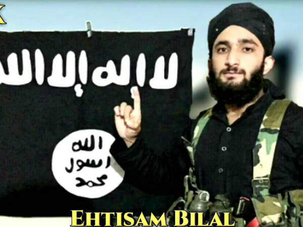 Isjk Terrorist Student Sharda University Ehtesham Bilal Has Returned To Home