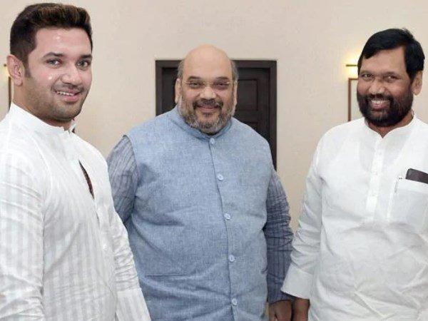 Ljp Contest On 6 Lok Sabha Seats Bihar Also Get 1 Rajya Sabh