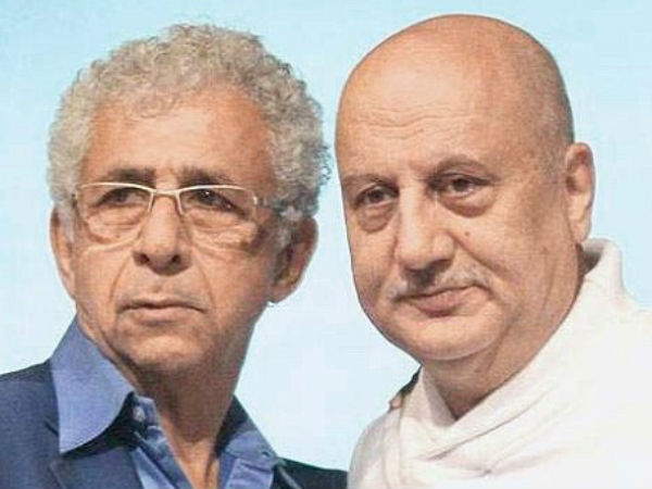 How Much More Freedom Do You Want Anupam Kher Slams Naseeruddin Shah