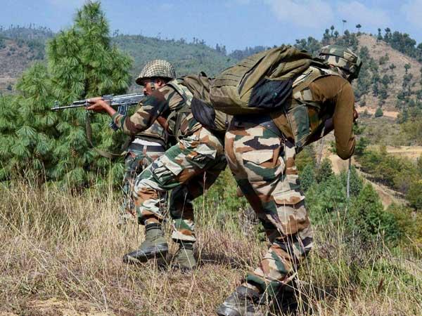 Jammu Kashmir Blast Akhnoor 2 Soldiers Killed