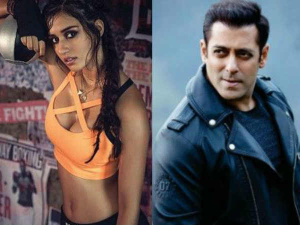 Disha Patani Opens Up On Working With Salman Khan Bharat