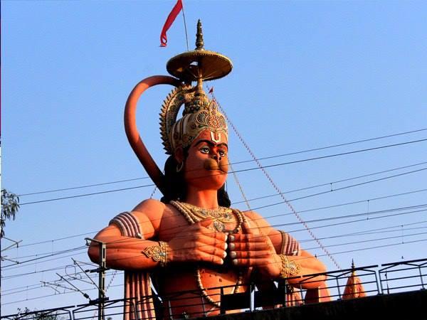 Hanumanji Was Jain Says Acharya Nirbhay Sagar