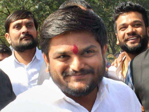 Hardik Patel Naming New Quota Leader Sign His Larger Politic