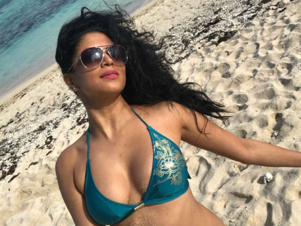 Hot Pics Chandramukhi Chautala Gone Viral On Internet