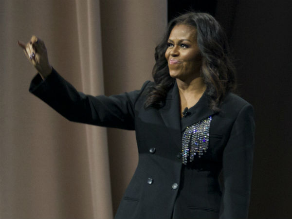 Former Us First Lady Michelle Obama Is Most Admired Woman Amongst Americans