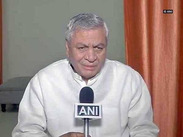 Minister Chaudhary Lakshmi Narayan Says I Think Hanuman Ji Was Jat