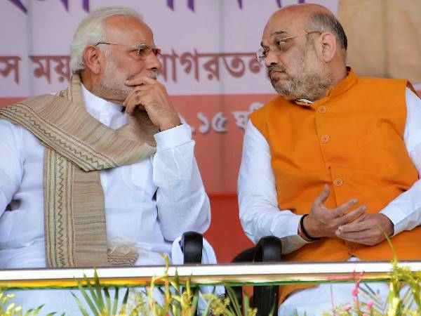 Election Results 2018 Narendra Modi Call The Key Meet Bjp C