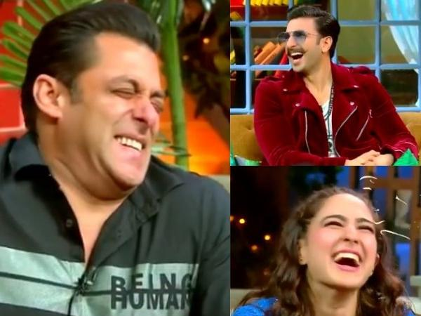 The Kapil Sharma Show New Promo Salman Khan Ranveer Singh Video