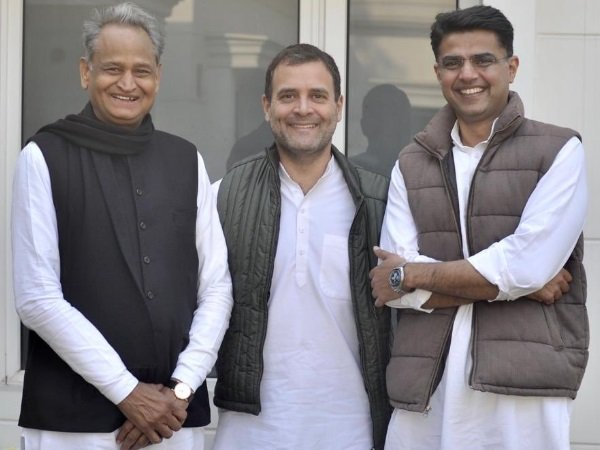 Its Final Ashok Gehlot Will Be Next Cm Rajasthan