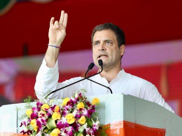 Rahul Gandhi S 1st Anniversary Taking Over As Congress Presi