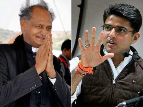 Congress Chief Rahul Gandhi Calls Ashok Gehlot Sachin Pilot To Delhi
