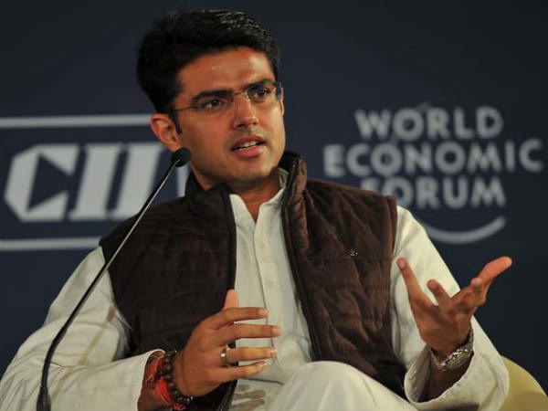 Rajasthan Election Results 2018 Profile Of Congress Cm Probable Candidate Sachin Pilot