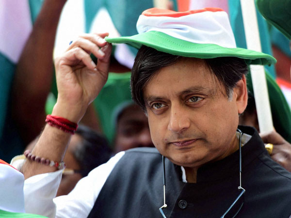 Shashi Tharoor Says Congress Has Space Hero Like Shatrughan