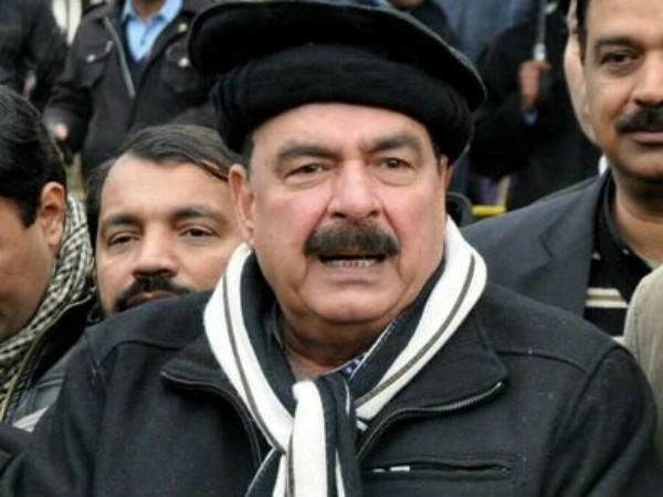 Pakistan Minister Sheikh Rashid Says India May Carry Surgical Strike In