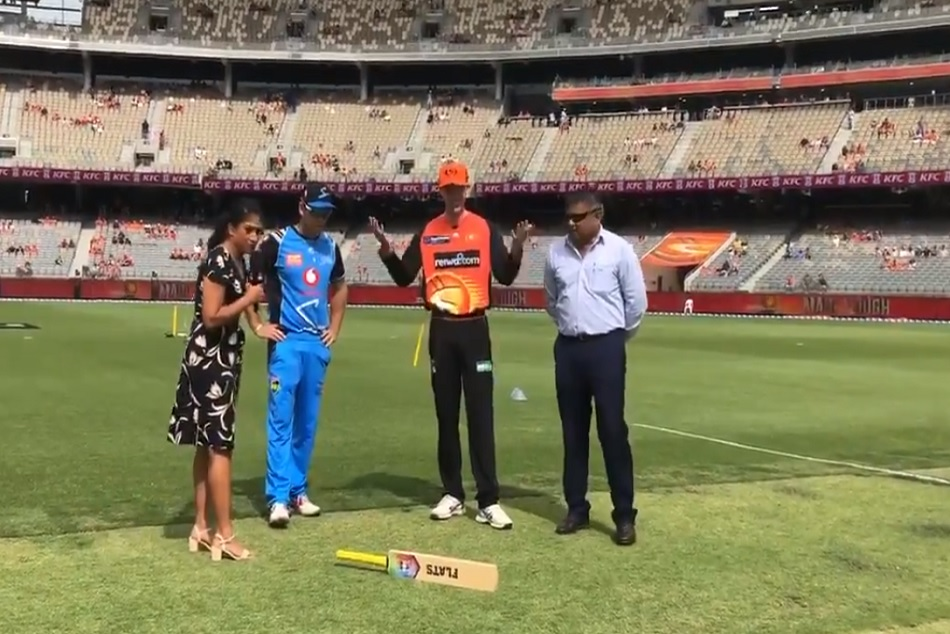 First Time Ever Cricket Toss Happened Twice