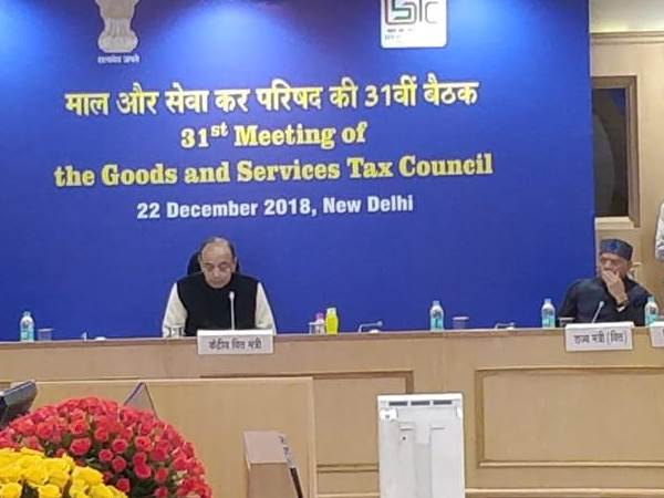 Gst Council Meeting 33 Items Moved From 18 Precent Gst Slab