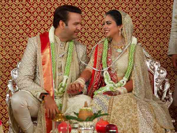 Vivek Sequeira Photographer Hired Isha Ambani Anand Piramal Wedding