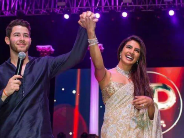 Priyanka Nick Sangeet Nita Ambani Cheers Isha Parineeti Shake A Leg See Video