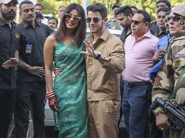 Peta Accuses Priyanka Chopra Nick Jonas Animal Cruelty For Using Elephant Horse At Wedding