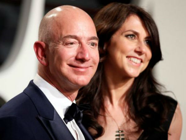Rs 4 2 Lakh Crore Alimony For Jeff Bezos The Most Expensive Celebrity Divorces Ever