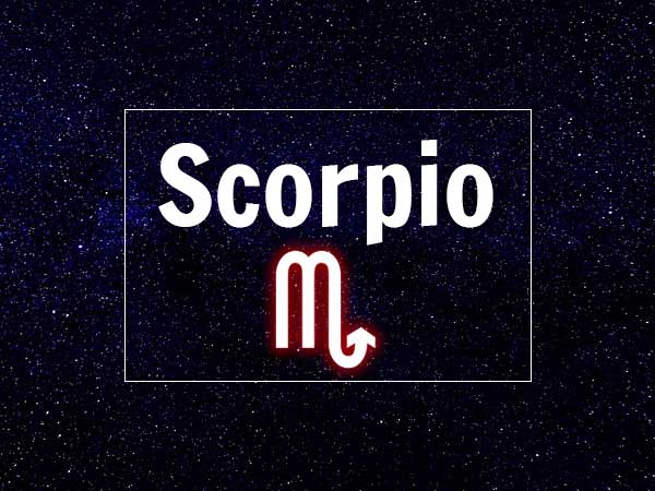 Yeary Horoscope Scorpio