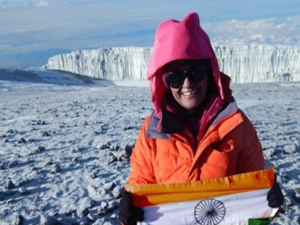 First Woman Ips Aparna Kumar Achieved South Pole Was Pneumonia While Doing This