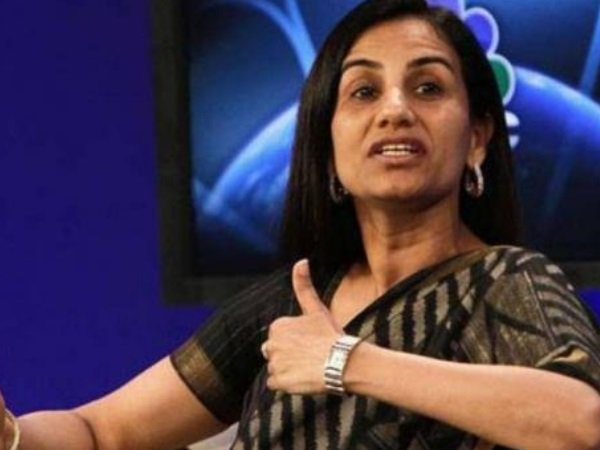 Icici Fires Chanda Kochhar After Retired Sc Judge Report