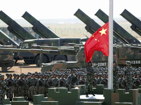 China Builds Underground Steel Great Wall To Counter Hypersonic Weapon Attack