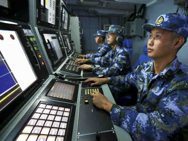 China Has Developed An Advanced Maritime Radar Which Is Able