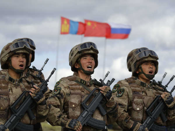 Chinese President Xi Jinping Has Told His Army Be War Ready