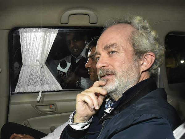 Augustawestland Case Court Sends Christian Michel Judicial