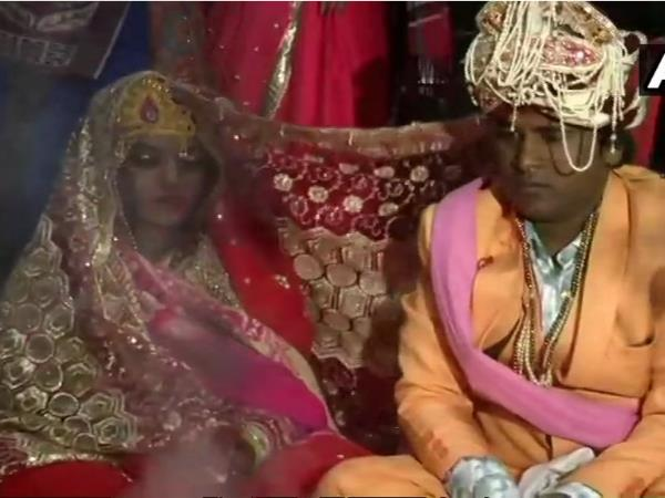 Delhi Bride Shot Her Legs At Wedding Ceremony In Shakarpur