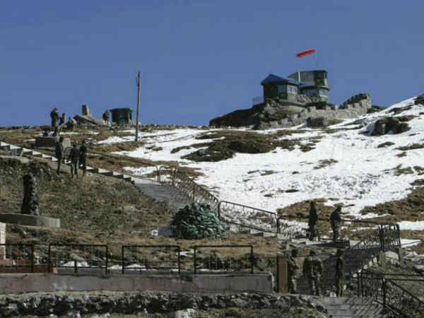 China Army Gets Inches Closer Finishing Construction All Weather Road In Doklam