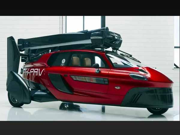 Dutch Firm Pal V Ceo Says Flying Cars Could Come India