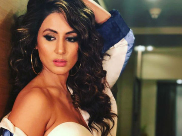 Bigg Boss Fame Hina Khan Again Goes Bold Shared Sexy Look Video
