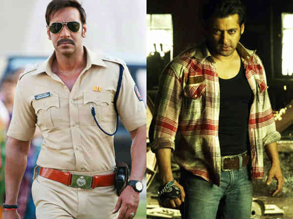 Salman Khan Wanted Ajay Devgn Singham 10 Hindi Remake Of Tollywood Films