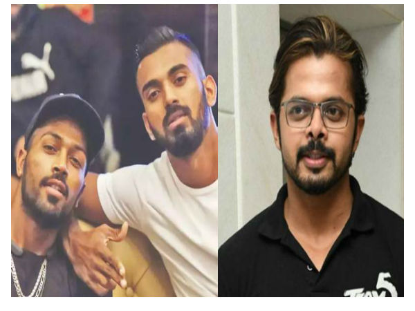 Sreesanth Speaks On Hardik Pandya Controversy Here Read