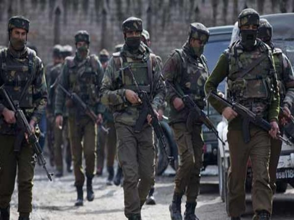 Terrorists Killed Since 2014 In Jammu Kashmir