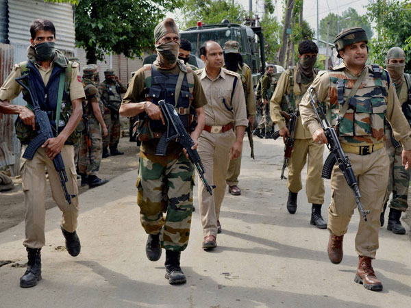 Two Terrorist Killed By Army In A Joint Operation In Jammu Kashmir