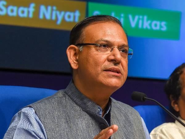 Union Minister Jayant Sinha Says Unstable Government Likely